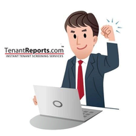 TenantReports.com logo