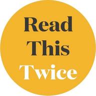 Read This Twice logo