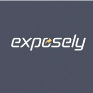 Exposely logo