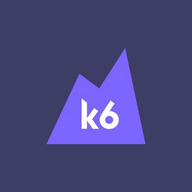 k6 Cloud logo