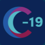 C-19 COVID Symptom Tracker logo