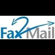 Fax2mail logo