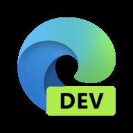 Microsoft Edge (Chromium) logo