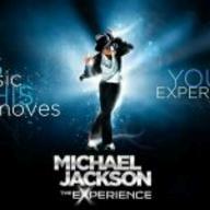 Michael Jackson: The Experience logo