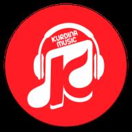 Kurdina Music logo