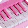Pink Piano logo