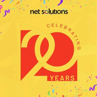 Net Solutions logo