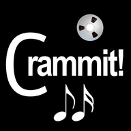 Crammit Player for iPhone logo