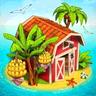 Farm Paradise: Hay Island Bay logo