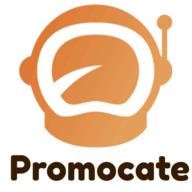 Promocate logo