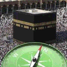 Qibla Direction and Location logo