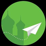 Qibla Direction – Prayer times logo