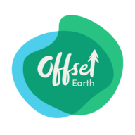 Offset Earth logo