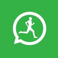 RunMotion Coach Running logo