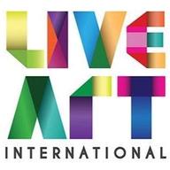 LiveArt logo
