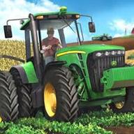 John Deere: American Farmer logo