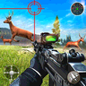 Wild Deer Hunting Jungle Shooter logo
