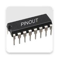 Electronic Component Pinouts Full logo