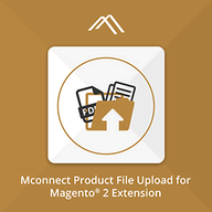 Mconnect Product Attachment Extension logo
