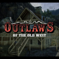 Outlaws of the Old West logo