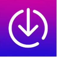 Downloader for Instagram logo