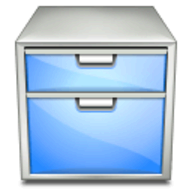 Dolphin File Manager logo