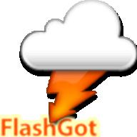 FlashGot logo