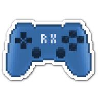RetroX logo