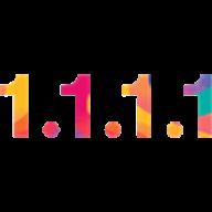 1.1.1.1 Warp logo