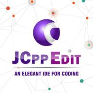 JCppEdit logo