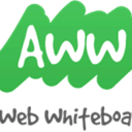 A Web Whiteboard logo