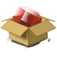 RubyGems logo