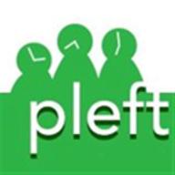 Pleft logo
