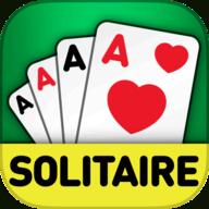 Online Solitaire logo