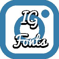 IGFonts.info logo