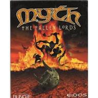 Myth: The Fallen Lords logo