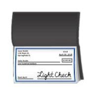 Light Check logo