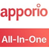 Apporio All-In-One App logo