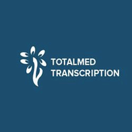 Totalmed Transcription logo