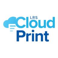 LRS CloudPrint logo