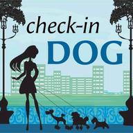 Check-in DOG logo