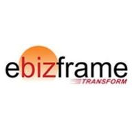 ebizframe ERP logo