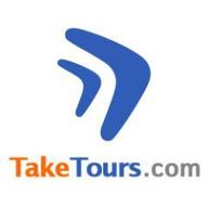 TakeTours logo