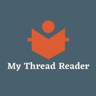 My Thread Reader logo