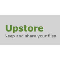 Upstore logo
