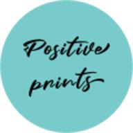 Positive Prints logo