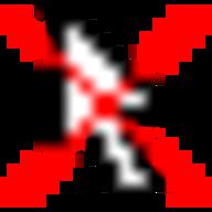 Cursor Hider logo