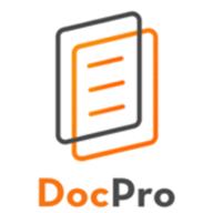 DocPro logo