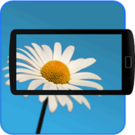 FlowerChecker+ logo