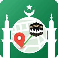100% Qibla Finder logo